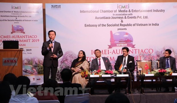 Promotion du tourisme vietnamien en Inde hinh anh 1
