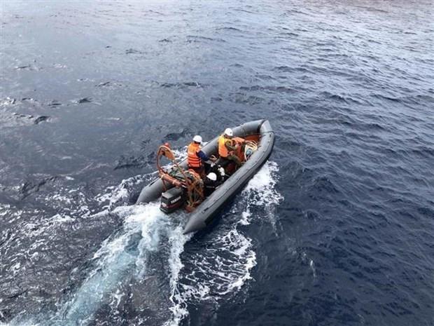 La Thailande propose au Vietnam de soutenir la recherche de ses cinq citoyens disparus en mer hinh anh 1