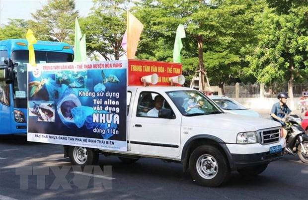Mise en œuvre du programme d'action national sur les plastiques au Vietnam hinh anh 1