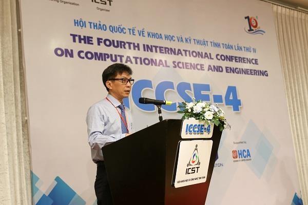 La 4e conference internationale sur la science et l'ingenierie computationnelle hinh anh 1