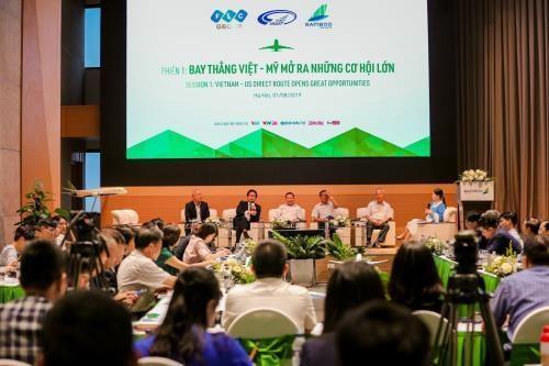 Bamboo Airways ambitionne d'etre la premiere compagnie exploitant le vol direct Vietnam-Etats-Unis hinh anh 1