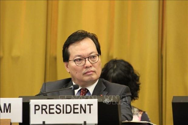 Le Vietnam soutient les efforts de desarmement nucleaire hinh anh 1
