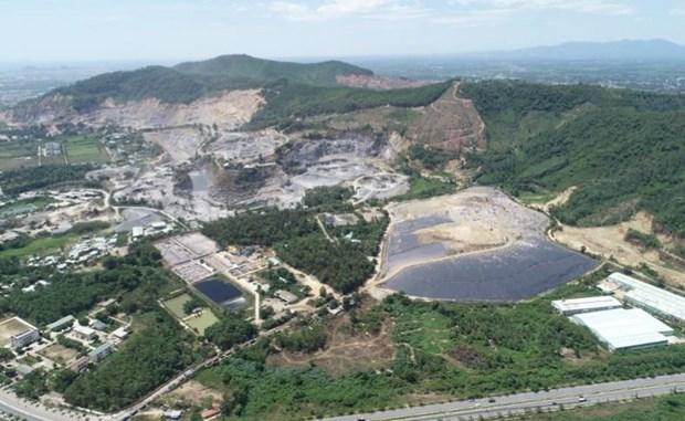Da Nang se concentre sur le traitement de la pollution environnementale de la decharge de Khanh Son hinh anh 1