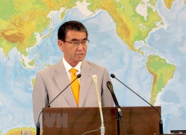 Le Japon s'oppose a toute action visant a accroitre les tensions en Mer Orientale hinh anh 1