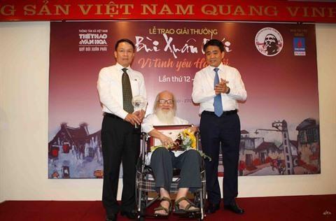 Prix Bui Xuan Phai: Nguyen Thua Hy recoit le Grand Prix hinh anh 1