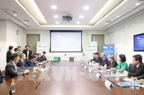 Ho Chi Minh-Ville renforce l'attrait des investissements de Singapour hinh anh 1