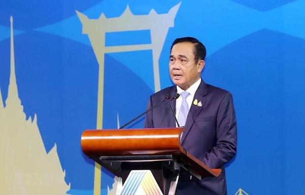 La Thailande apprecie le role de l'ASEAN dans la region Indo-Pacifique hinh anh 1