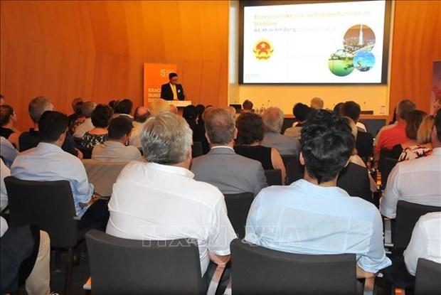 La province belge d'Anvers elargit sa cooperation commerciale avec le Vietnam hinh anh 1