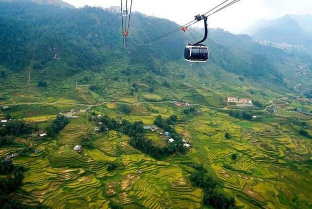 De nombreux touristes affluent vers Lao Cai, Dien Bien et Thua Thien-Hue hinh anh 1