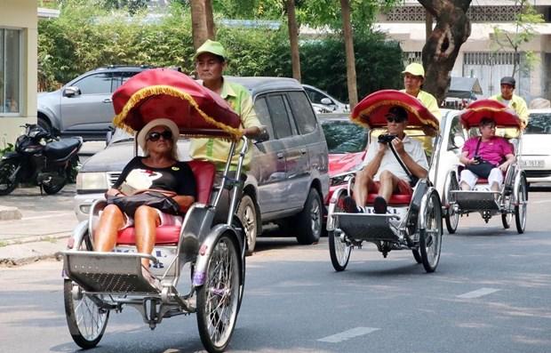 Da Nang attire un grand nombre de touristes a l'occasion de la Fete nationale hinh anh 1
