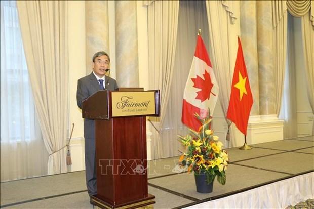 Le Vietnam est un partenaire important du Canada et du Mexique hinh anh 1