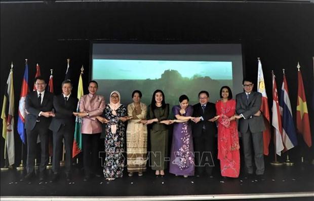 Renforcement de la cooperation entre l'ASEAN et l'Allemagne hinh anh 1