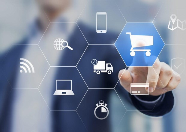 Le chiffre d'affaires de l'e-commerce au Vietnam atteint 8 milliards de dollars hinh anh 1