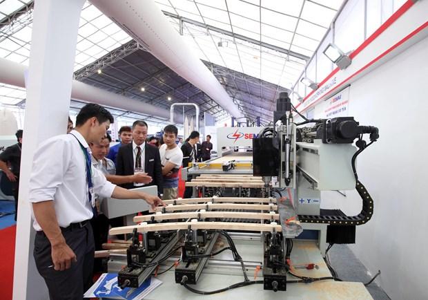 Machines-outils: Une croissance considerable des exportations au Canada hinh anh 1