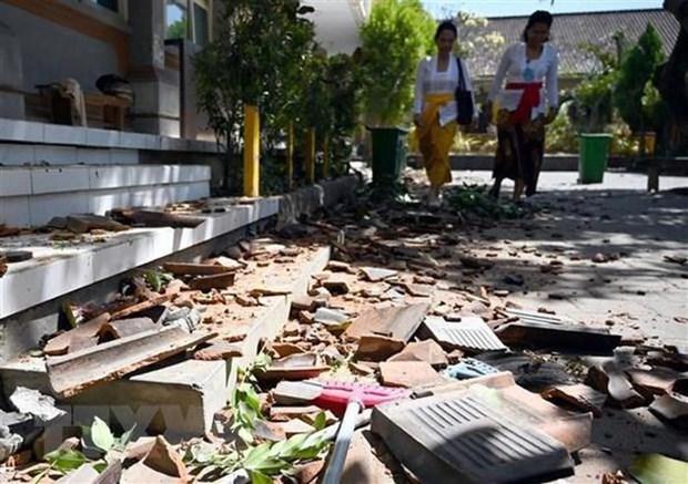 L'Indonesie installe pres de 400 capteurs sismiques hinh anh 1