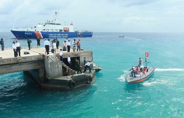 L'opinion public indienne condamne les actions de la Chine en zone economique exclusive du Vietnam hinh anh 1