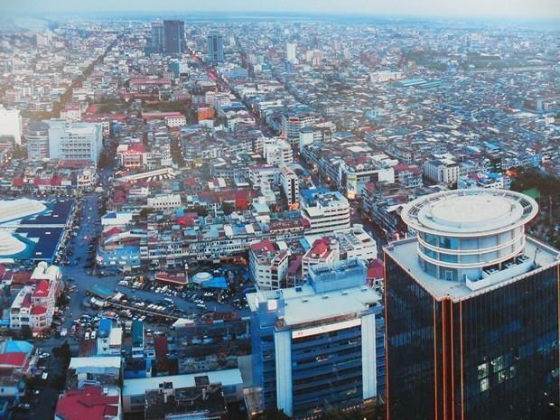 Aide japonaise pour developper le systeme d'evacuation des eaux a Phnom Penh hinh anh 1