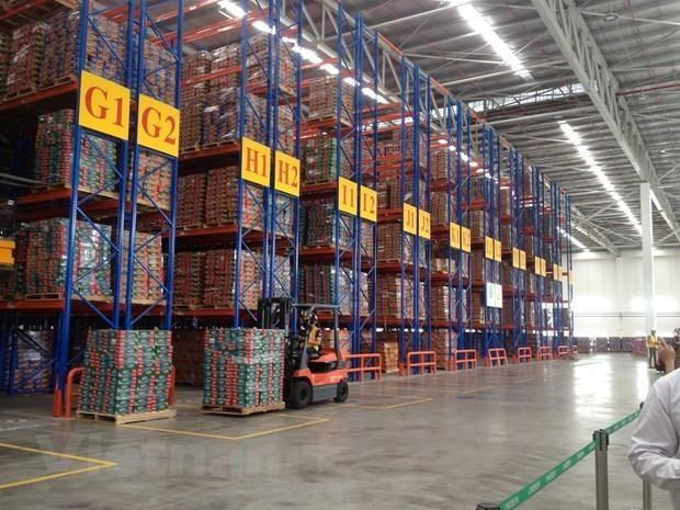 La valeur de la production industrielle de Hai Duong en hausse de 12,3% hinh anh 1