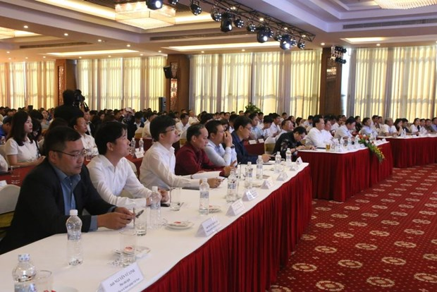 Le Forum national sur le start-up organise a Quang Nam hinh anh 1