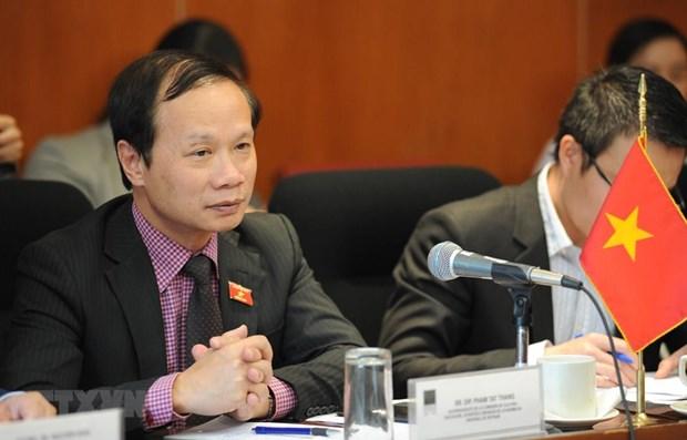 Vietnam et Mexique partagent des experiences parlementaires hinh anh 1