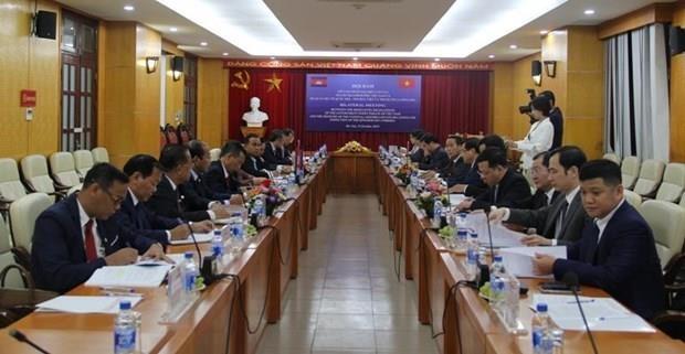Le Vietnam et le Cambodge partagent leurs experiences en matiere d'inspection hinh anh 1