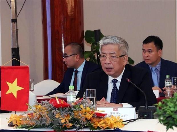 Le Vietnam coopere avec le Japon dans le reglement des consequences laissees par la guerre hinh anh 1