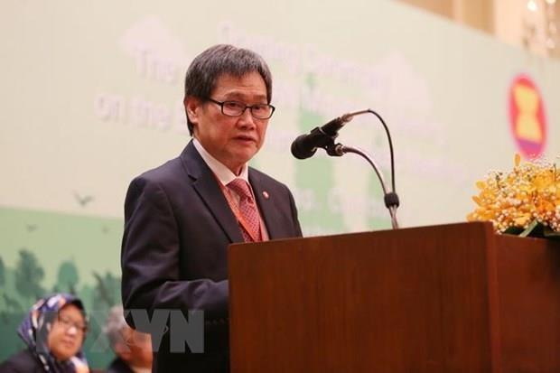 Des evenements mettent en lumiere la cooperation dans les infrastructures entre l'ASEAN et le Japon hinh anh 1
