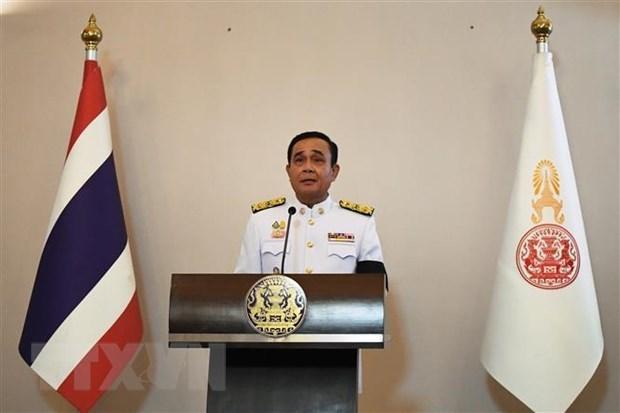 Le Premier ministre thailandais souligne la necessite en matiere d'achat de defense hinh anh 1