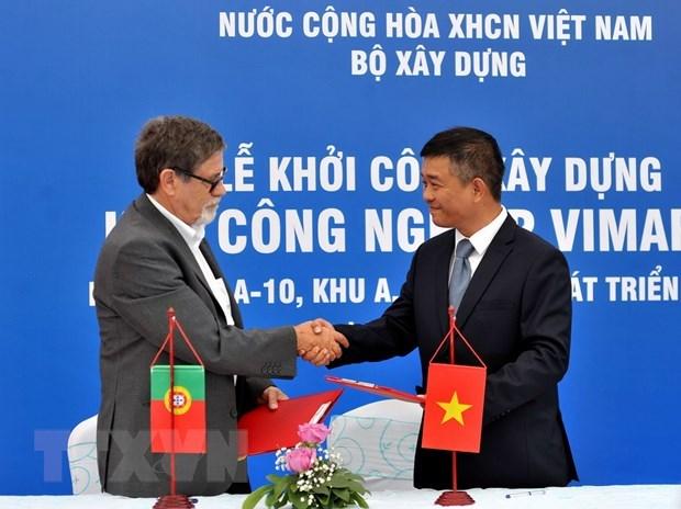 Une entreprise etrangere commence a investir dans la ZI du Vietnam a Cuba hinh anh 1