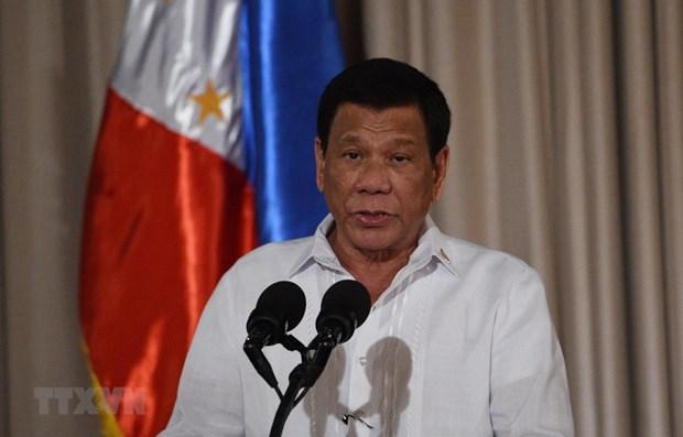 Le president philippin appelle l'ASEAN a renforcer l'integration economique via le RCEP hinh anh 1