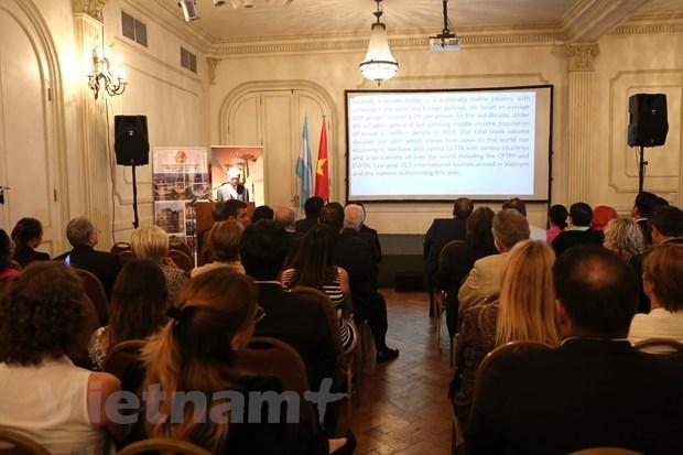 Vietnam et Argentine renforcent leur cooperation dans le commerce, l'investissement et le tourisme hinh anh 1