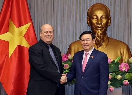 Le Vietnam resolu a lutter contre le blanchiment d'argent et le financement du terrorisme hinh anh 1
