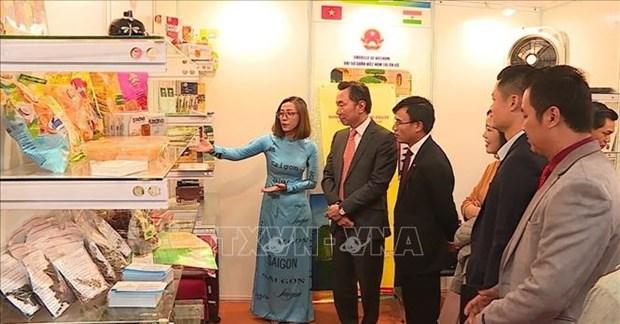 Des entreprises vietnamiennes cherchent des opportunites d'affaires en Inde hinh anh 1