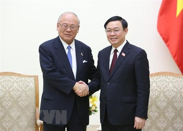 Le Vietnam prend en haute consideration son partenariat strategique approfondi avec le Japon hinh anh 1