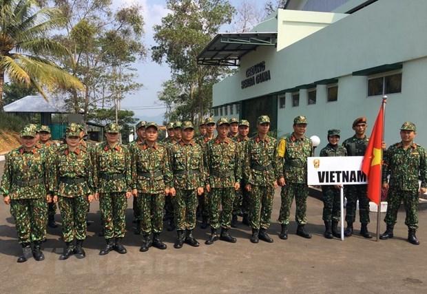 Le Vietnam participe au 29e tournoi de tir des armees de l'ASEAN (AARAM-29) hinh anh 1