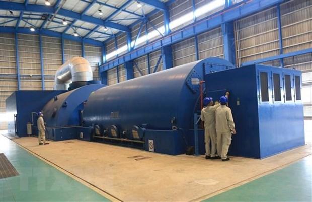 Mise en chantier de la centrale thermique de Quang Tri 1 hinh anh 1