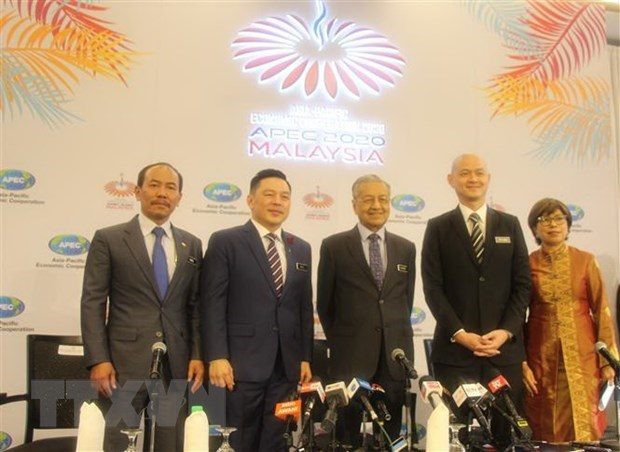 Logo de l'APEC 2020 : symbole d'unite et de diversite hinh anh 1