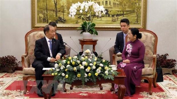 HCM-Ville organisera des activites celebrant les 70 ans des relations diplomatiques Vietnam-Chine hinh anh 1