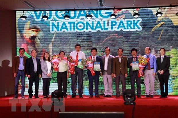 Quatre nouveaux jardins patrimoniaux de l'ASEAN du Vietnam honores hinh anh 1