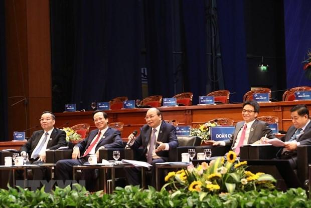 Les jeunes vietnamiens doivent avoir l'aspiration a edifier un pays puissant hinh anh 1