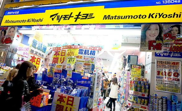 La chaine de magasins Matsumoto Kiyoshi penetre le marche vietnamien hinh anh 1