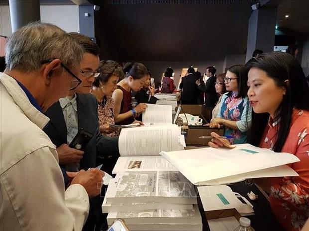 L'Association des Vietnamiens en France valorise son role de passerelle entre les deux pays hinh anh 1