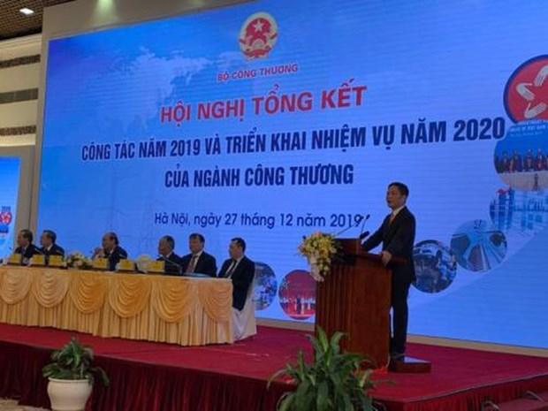 Le secteur de l'industrie et du commerce doit s'orienter vers une croissance stable hinh anh 1