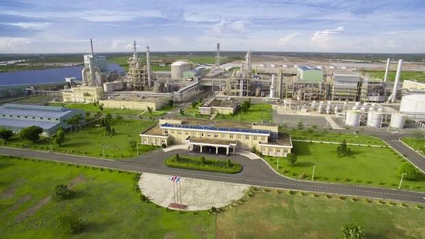 PVCFC exporte 75.000 tonnes d'engrais azote vers l'Asie du Sud hinh anh 1