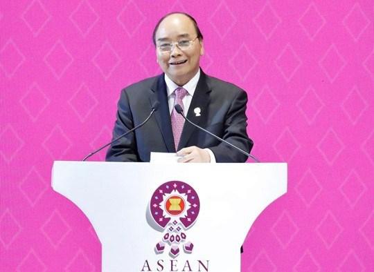 Nouvel An : lettre de felicitations du PM Nguyen Xuan Phuc aux dirigeants des pays de l'ASEAN hinh anh 1