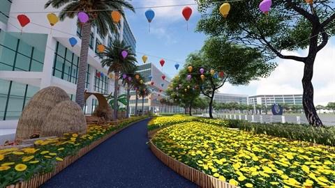 Nouvel An lunaire : Ho Chi Minh-Ville organisera le Festival floral du printemps hinh anh 1