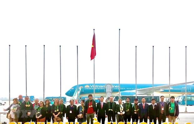 2020 : accueil des premiers touristes etrangers a Hanoi et a Ho Chi Minh-Ville hinh anh 1
