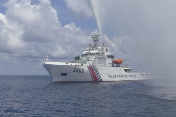 L'Indonesie rejette les revendications de la Chine sur la zone maritime des iles Natuna hinh anh 1