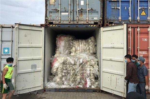 Dechets plastiques : la Malaisie renvoie 150 conteneurs hinh anh 1