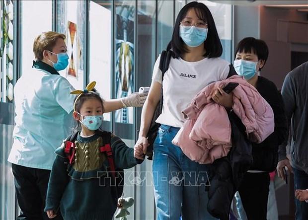 Nouveau coronavirus : renforcement des mesures dans divers pays hinh anh 1